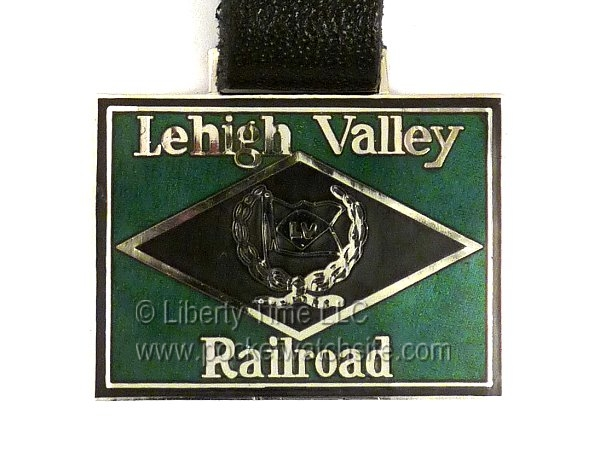 Lehigh Valley Railroad Fob