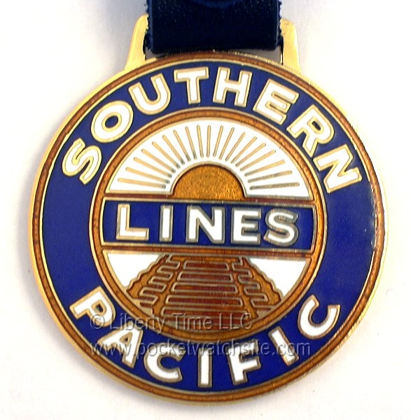 Southern Pacific Lines Railroad fob