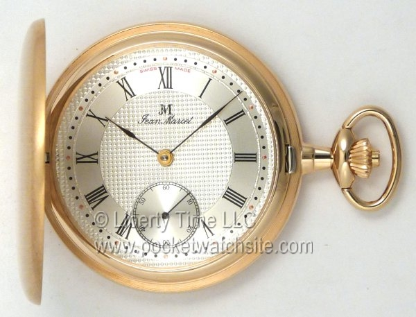 Jean Marcel Pure Swiss Made Pocket Watch
